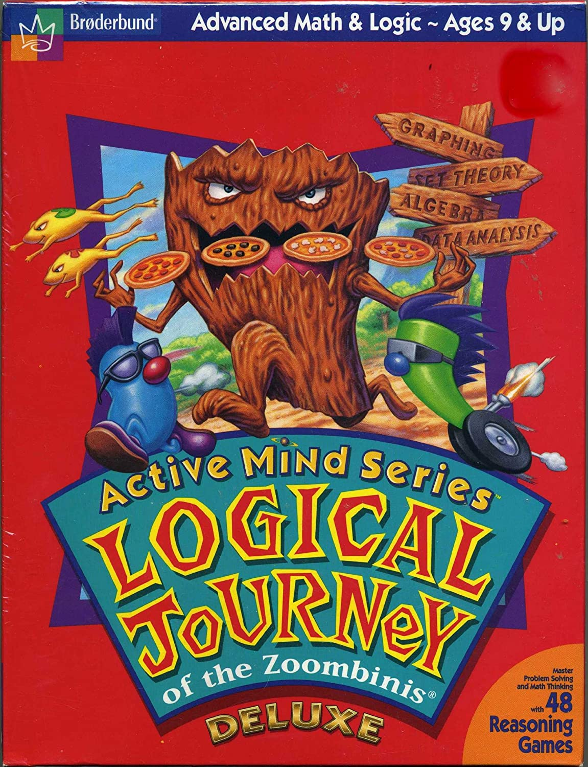 Zoombinis logical journey free