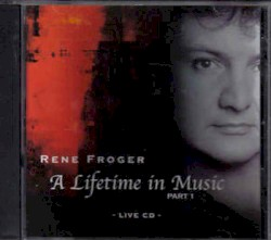 René Froger - I Can't Stop Myself