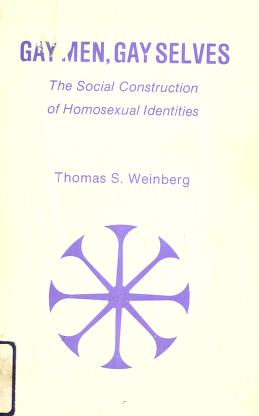 Cover of: Gay men, gay selves | Thomas S. Weinberg