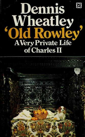"""Old Rowley"" by Dennis Wheatley"
