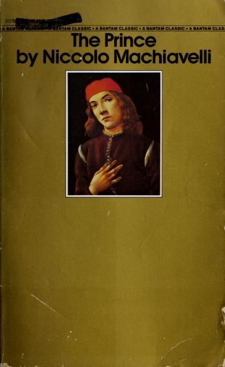 Cover of: The Prince (Bantam Classics) | Niccolò Machiavelli