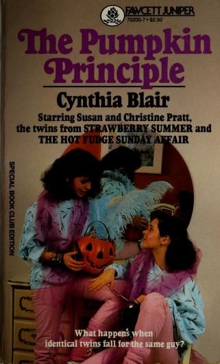 The Pumpkin Principle by Cynthia Blair