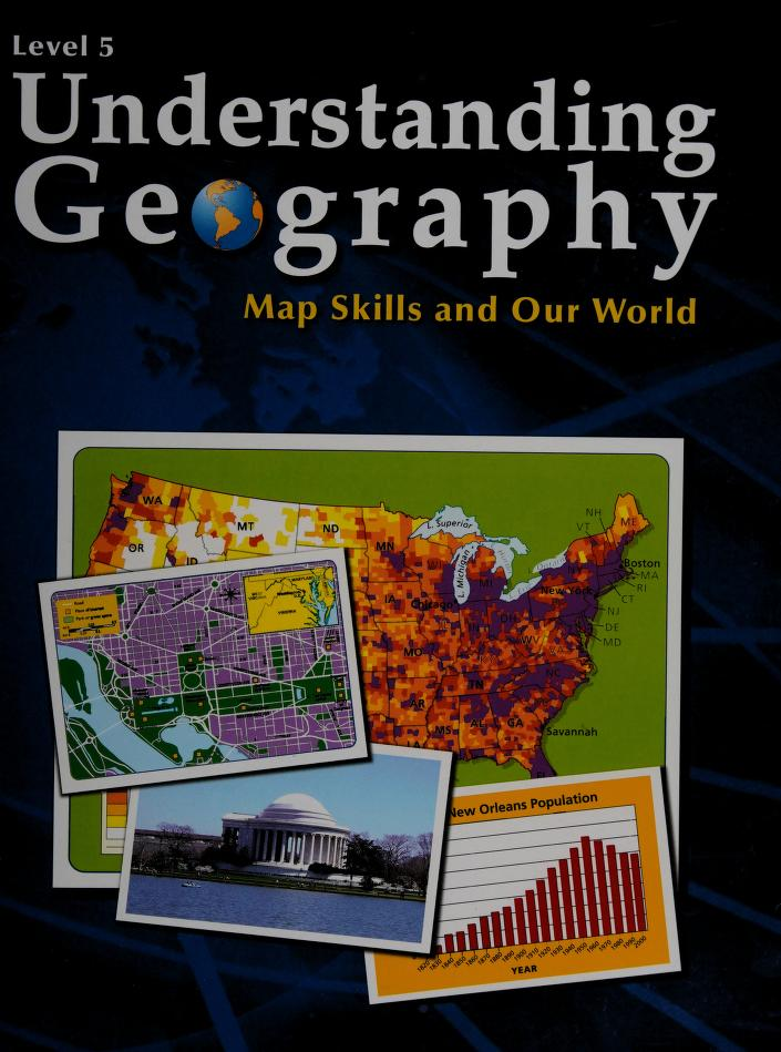 Understanding Geography, Map Skills and Our World, Level 5 (Understanding Geography, Level 5) by Maps.com